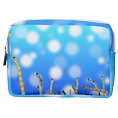 Sea Underwater Life Fish Make Up Pouch (medium) by HermanTelo