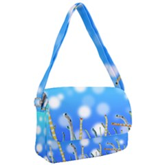 Sea Underwater Life Fish Courier Bag
