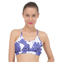 Sea Ocean Underwater Basic Training Sports Bra by HermanTelo