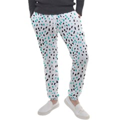 Seamless Texture Fill Polka Dots Men s Jogger Sweatpants