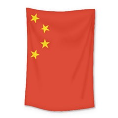 Flag Of People s Republic Of China Small Tapestry