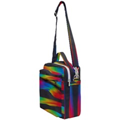 Colorful Background Crossbody Day Bag