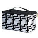 Pattern Monochrome Repeat Cosmetic Storage View3