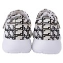 Pattern Monochrome Repeat Women s Velcro Strap Shoes View4