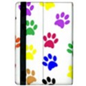 Pawprints Paw Prints Paw Animal Apple iPad Pro 9.7   Flip Case View4