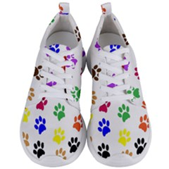 Pawprints Paw Prints Paw Animal Men s Lightweight Sports Shoes