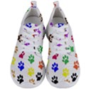 Pawprints Paw Prints Paw Animal Men s Lightweight Sports Shoes View1