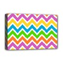 Chevron Pattern Design Texture Deluxe Canvas 18  x 12  (Stretched) View1