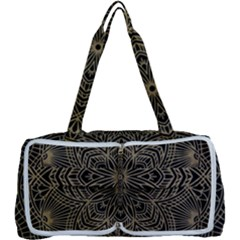 Modern Mandala Design Multi Function Bag by tarastyle