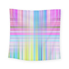 Texture Abstract Squqre Chevron Square Tapestry (small) by HermanTelo
