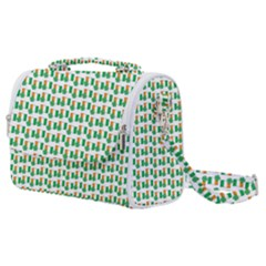 St-patricks Day Background Ireland Satchel Shoulder Bag by HermanTelo