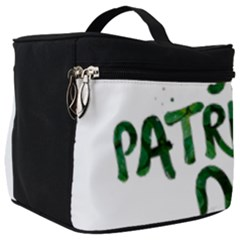 St Patrick s Day Make Up Travel Bag (big)