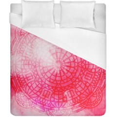 Modern Mandala Design Duvet Cover (california King Size) by tarastyle