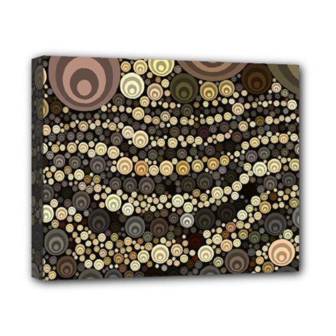 Vintage Style Canvas 10  X 8  (stretched) by HermanTelo