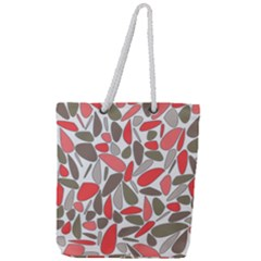 Zappwaits Artdesign Full Print Rope Handle Tote (large) by zappwaits