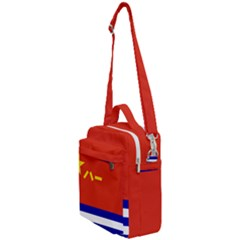 Naval Ensign Of People s Liberation Army Crossbody Day Bag