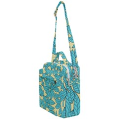 Leaves Dried Crossbody Day Bag