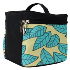 Leaves Dried Make Up Travel Bag (small)