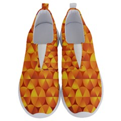 Background Triangle Circle Abstract No Lace Lightweight Shoes by Bajindul