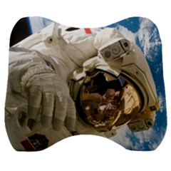 Astronaut Space Shuttle Discovery Velour Head Support Cushion