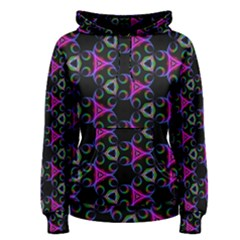 Background Wallpaper Pattern Women s Pullover Hoodie by Pakrebo