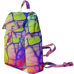 Isolated Transparent Sphere Buckle Everyday Backpack
