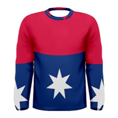 Proposed Australia Down Under Flag Men s Long Sleeve Tee by abbeyz71