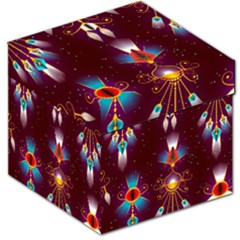 Background Pattern Non Seamless Storage Stool 12