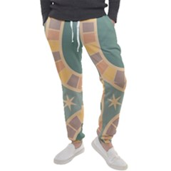 Background Pattern Non Seamless Men s Jogger Sweatpants
