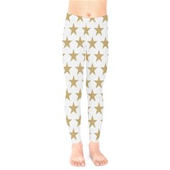 Gold Star Kids  Legging by WensdaiAmbrose