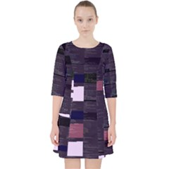 Glitch Art Dress For Out