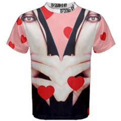 Designed By Revolution Child  l O V E   Editionmen s Cotton Tee