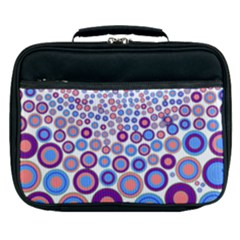 Zappwaits Circle Lunch Bag by zappwaits