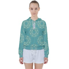 Floral Vintage Women s Tie Up Sweat by TimelessFashion