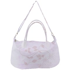 Floral Wedding Removal Strap Handbag