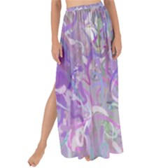Pink Fusion Maxi Chiffon Tie Up Sarong by TimelessFashion