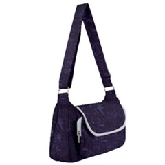 Romantic Purple Flowers Multipack Bag by TimelessFashion