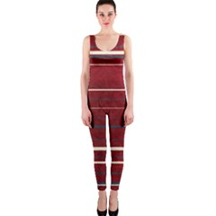 Red Passion One Piece Catsuit by TimelessFashion