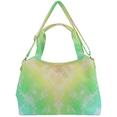 Rainbow Desire Double Compartment Shoulder Bag by TimelessFashion