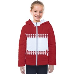 Canada Classic Kids  Hooded Puffer Jacket