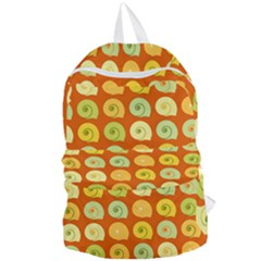 Snails Shell Foldable Lightweight Backpack by WensdaiAddamns
