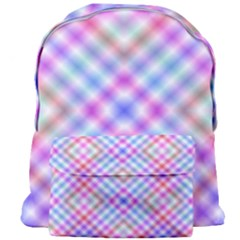 Faded Colors Giant Full Print Backpack