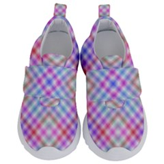 Faded Colors Kids  Velcro No Lace Shoes by TimelessFashion