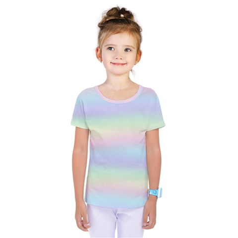 Pastel Fever Kids  One Piece Tee by TimelessFashion