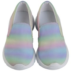 Pastel Fever Kids  Lightweight Slip Ons by TimelessFashion
