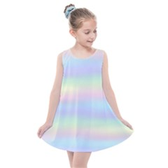 Pastel Fever Kids  Summer Dress by TimelessFashion