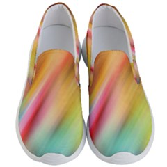 Mystery In Color Men s Lightweight Slip Ons by TimelessFashion
