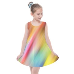 Mystery In Color Kids  Summer Dress by TimelessFashion