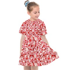 Lovely Hearts Kids  Sailor Dress by TimelessFashion
