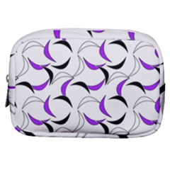 Simply Retro Purple Make Up Pouch (small) by TimelessFashion